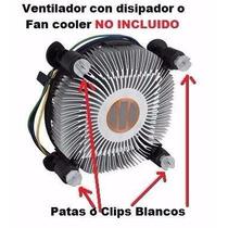 Repara Tu Fan Cooler Intel 775 - 1155 - 1156 - 2011