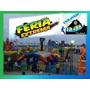 Feria Extremas, Muros De Escalada,tirolinas,colchones,bateo