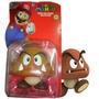 Figura Goomba Grande De Super Mario Bros Original