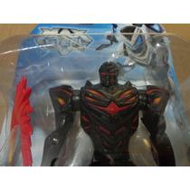 Max Steel Dredd Original