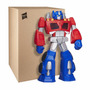 Transformers Optimus Prime Rescue Bots De Playskool
