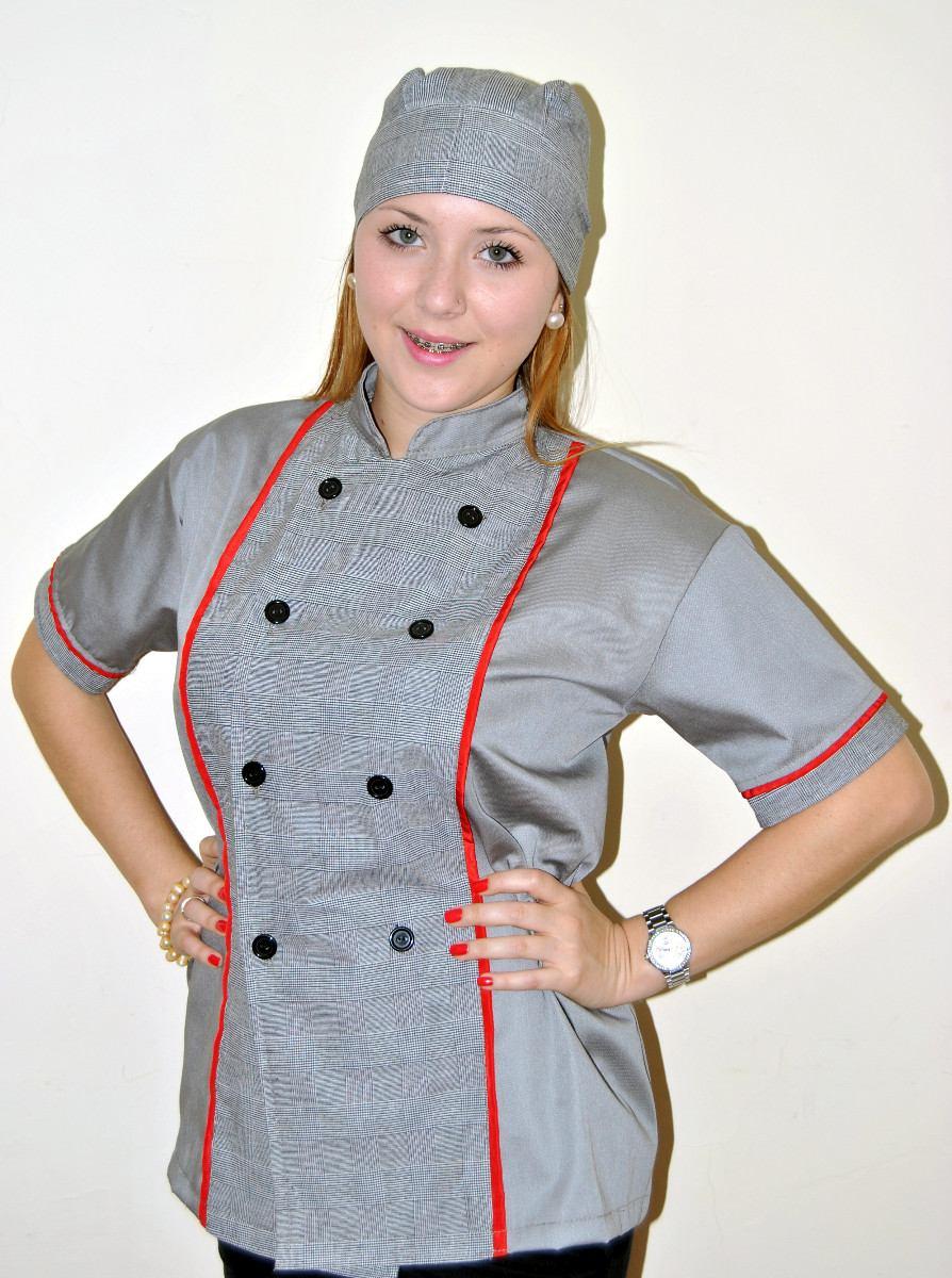 Uniformes de chef filipinas chaquetas delantales gorros for Uniformes de cocina precios