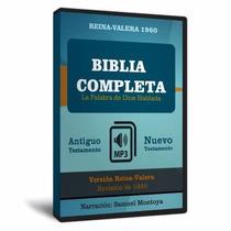 Audio Biblia Completa Antiguo Y Nuevo Mp3 Reina Valera 1960