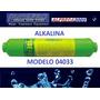 Etapa Alkalina Cartucho Repuesto Osmosis Filtros De Agua