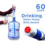 Bomba Electrica Inalambrica De Agua Para Botellon Garrafon!!