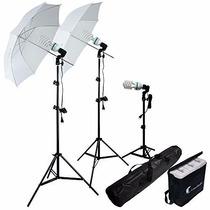 Kit De Iluminación De Fotografias Y/o Videos Para Estudios