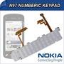 Flex Nokia Teclado N97 Flex Keypad N97 Teclado Numerico