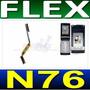 Fleje Flex De Imagen Nokia N76 Original Nuevo Celular N76