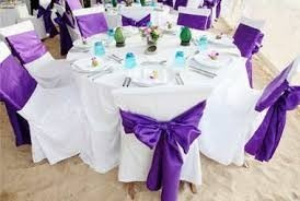 Forros de sillas blancas para festejos bs en for Sillas para festejos