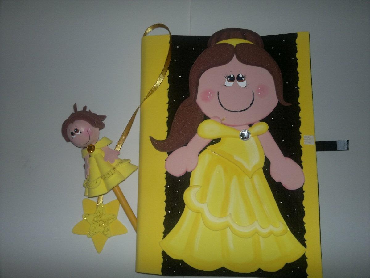 Figuras con moldes en fomi para decorar folder o cuaderno - Imagui