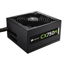Fuente De Poder Corsair Cx750m Certificada Y Modular