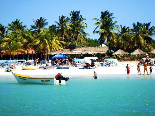 Full Day Isla De Coche, Cubagua Y Margarita