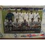 Vendo Poster Autografiado Equipo Real Madrid Galacticos 2002