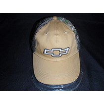 Gorras Chevrolet Trucks Camo Y Ford Racing, Tallas Standard