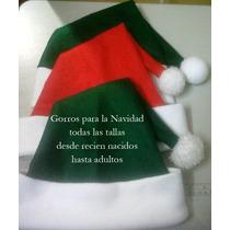 Preciosos Gorros Para Navidad Ventas Al Mayor Y Detal