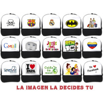 Gorras Personalizadas Con Tu Logo, Foto Etc