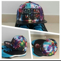 Gorras Planas Chicago Bulls Jordan Miami Nationals Heat Nike