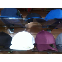 Gorras Planas Unicolores Flex Solo Mayor