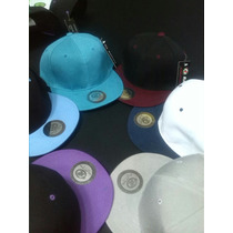 Gorras Planas Para Bordar Solo Mayor Unicolores