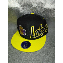 Gorra Plana Snapback Los Angeles Lakers Nba