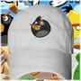 Gorra Angrybirds (pajaro Negro)