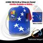 Gorras Tricolor 4f Y Gorras Camuflaje 4f Con Firma De Chavez