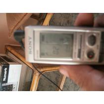 Grabadora Periodista Sony Tipo Digital Icd B500