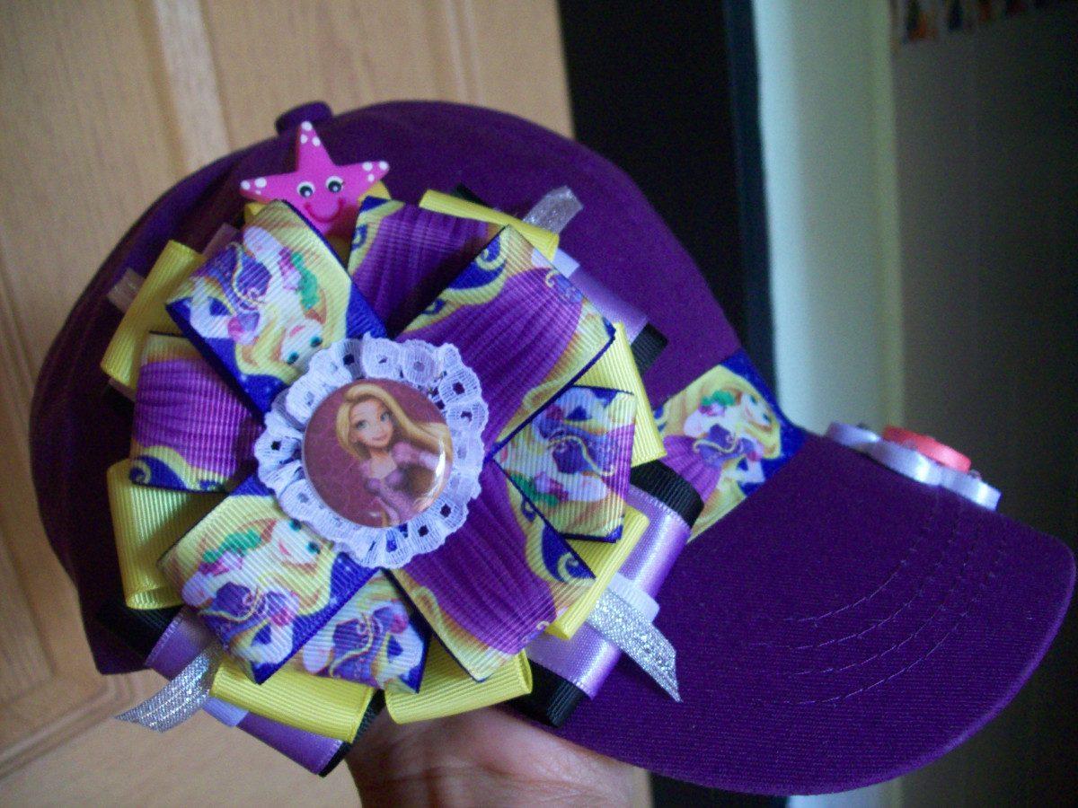 Hermosas Gorras Decoradas Para Grandes Y Chicas - BsF 580,00 en ...