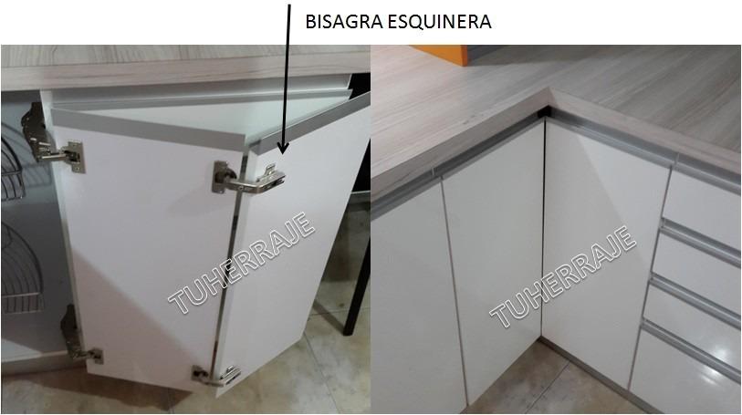 Arreglar bisagra armario cocina trendy with arreglar bisagra armario cocina interesting clip - Bisagras para muebles de cocina ...