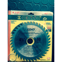 Disco De Sierra Circular 4 , 7 , 10 Y 12 Marca Covo