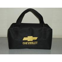 Bolso Para Herramientas Logo Chevrolet Periquitos Carro