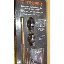 Kit Respuestos Para Pistolas De Aire Pipi - 50 Marca Truper