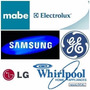Whirpool Samsunglg Mabe Electrolux Reparamosneveras Lavadora