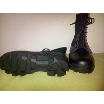 Botas Militares Talla N 41 Y N 44 Y Zapatos Patente 41