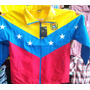 Chaqueta Tricolor De Venezuela Ajustable
