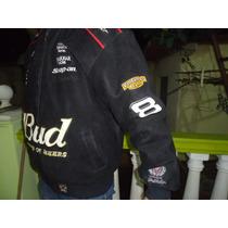Chaqueta Deportiva Bud / King Of Beers / Nueva, Talla L