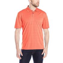 Chemises Camisas Marca Haggar Talla M Color Naranja