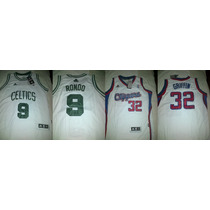 Camisetas De Basket Nba - Lakers/ Chicago / Los Celtics