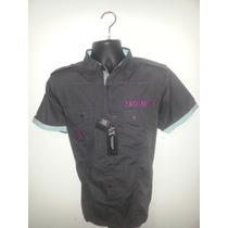 Camisas Armani Exchange Ax (envio Gratis)