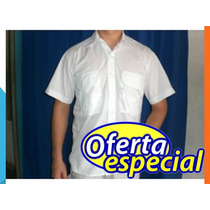 Camisa Tipo Columbia O Safari Para Caballero Talla M