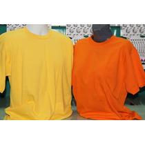 Franela Unicolor. Talla S, M Y L