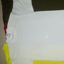 Franelas De Algodon Unicolor Desde La Talla 2 A La 14