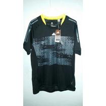Franela Adidas 100 % Original Usa. Climacool.
