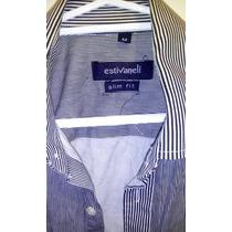 Camisa Estivaneli Slim Fit Original