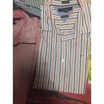 Camisa Tommy Hilfiger Original Poco Uso Talla Xl