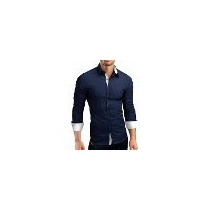 Camisa Manga Larga Slim Fit