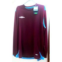 Suéter Umbro Original Deportivo Talla L