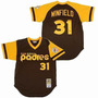 Franela Camisa Beisbol Mlb Grandes Ligas San Diego Padres 52