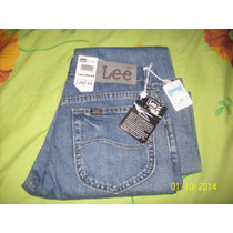 Pantalones(jeans) Lee Original, Regular Fit. P/hombre. 28x32