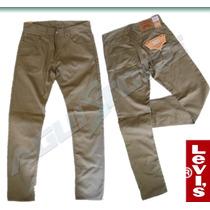 Pantalones Jean Y Drill Para Caballeros Levis Buena Calidad